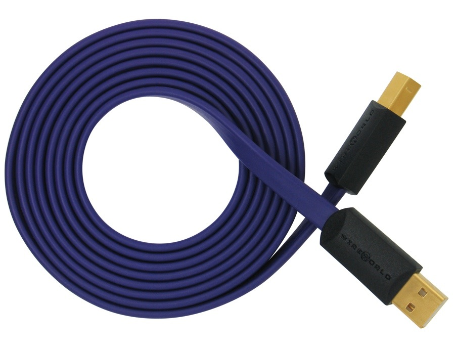 WireWorld Ultraviolet 7 USB Audio Cable series 7
