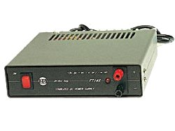 ZetaGi FT146 SuperFlat 12V 6A Max Stabilized Power Supply
