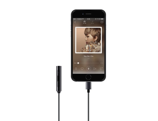 Fiio i1 DAC e Amplificatore e per cuffie Apple Lightning