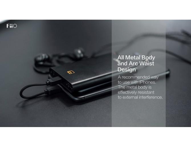 FiiO Q1 Mark II Amplificatore per cuffie portatile e DAC