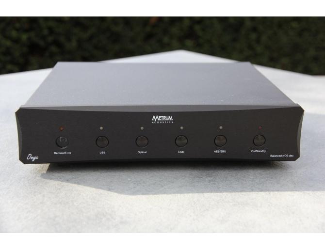 Metrum Acoustics ONYX DAC +USB