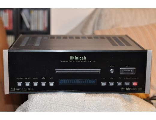 McIntosh MVP881BR Audio Video Player