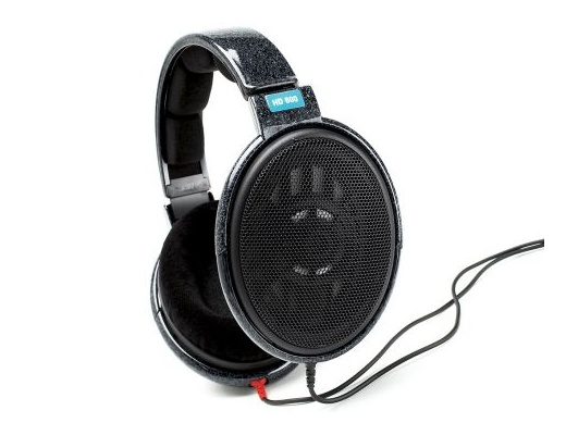 Sennheiser HD 600 Circumaural Open Headphone