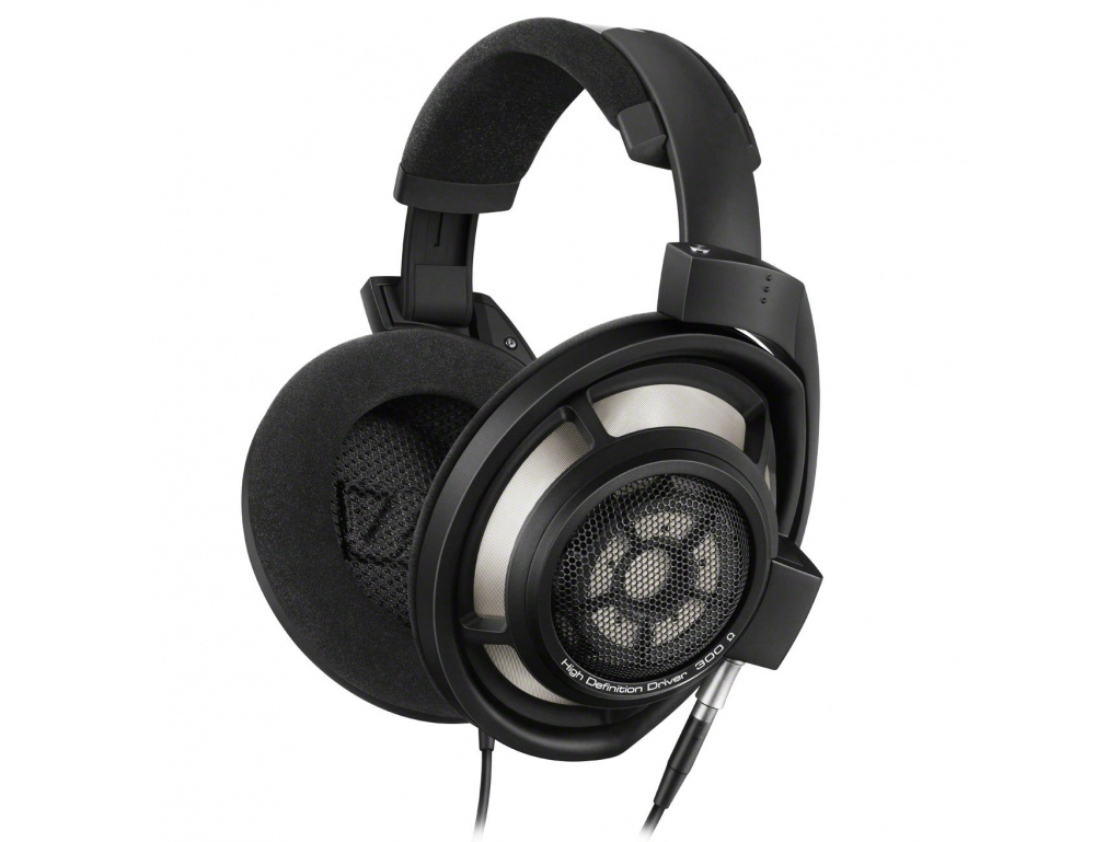 Sennheiser HD 800 S Circumaural Open Headphone