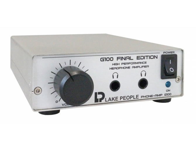 Lake People G100 FE (Final Edition) Amplificatore per cuffie