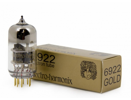 Tube Electro-Harmonix 6922 - Gold Pin