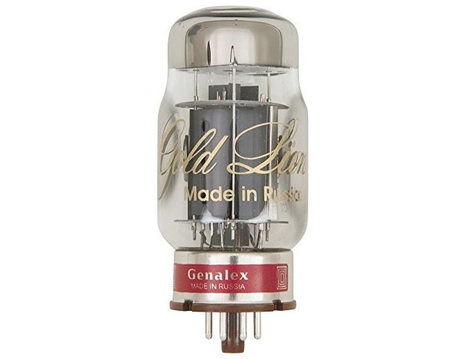 Tube 12AU7 Genalex Gold Lion - Gold Pins