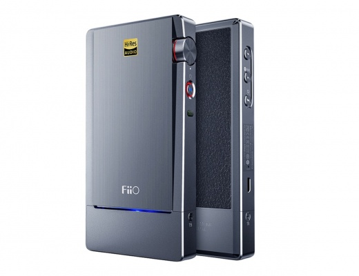 FiiO Q5 DAC Amplificatore con Dual DAC, DSD, USB e Ingresso digitale ottico/coassiale e Line-In [b-Stock]