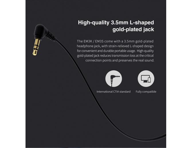 FiiO EM3 Open Earbuds Auricolari