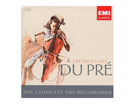 Jacqueline du Pré - The Complete EMI Recordings - 17 CD Box