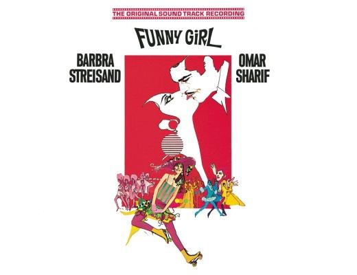 Barbra Streisand ft. Omar Sharif - Funny Girl - CD