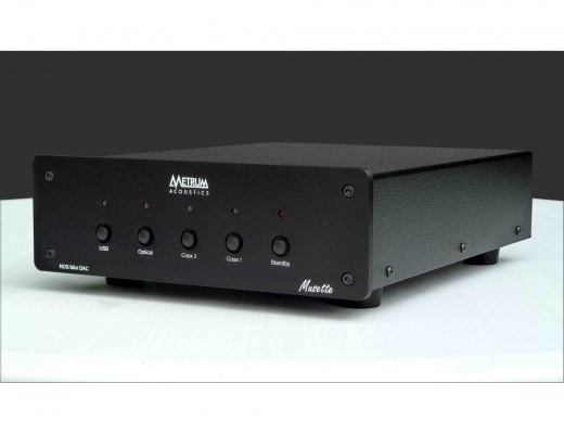 Metrum Acoustics Musette DAC 24/384K non-oversampling +USB
