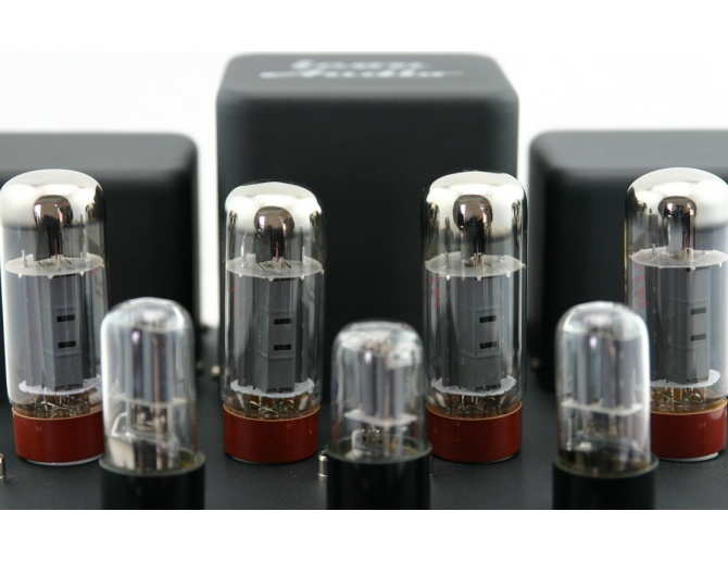 Icon Audio Stereo 25 MkII Tube Integrated Amplifier