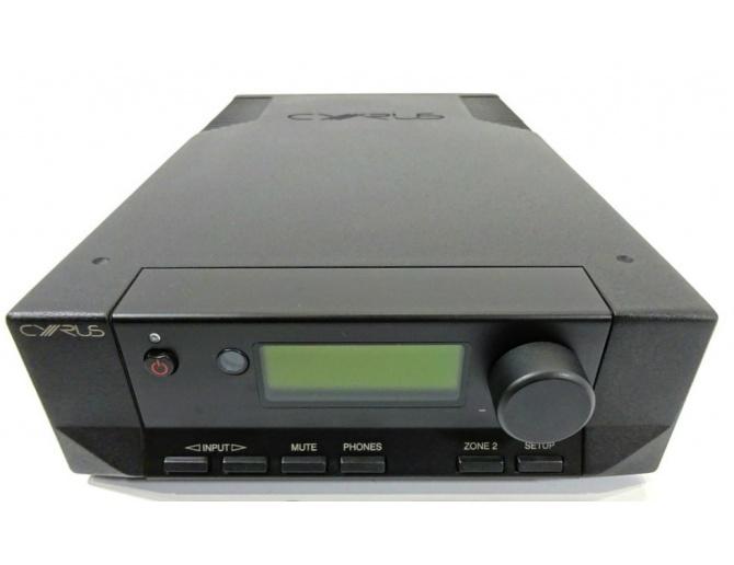 Cyrus Audio 8 2 DAC Amplificatore Integrato con DAC