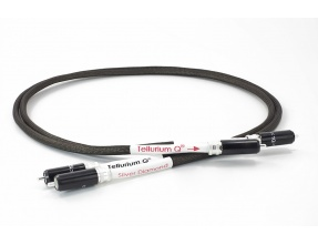 Tellurium Q SIlver Diamond RCA Interconnects