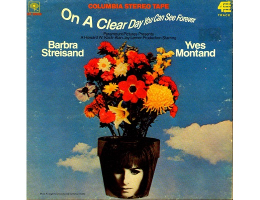 Barbra Streisand - On A Clear Day You Can See Forever- CD