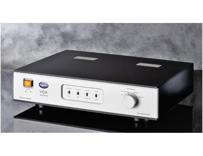 Aurorasound VIDA-Supreme Amplificatore Phono