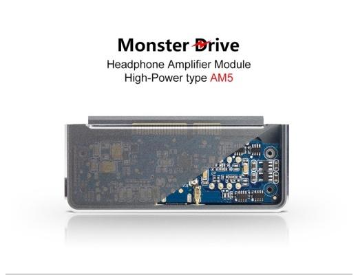 FiiO AM5-X7 Modulo upgrade amplificatore per FiiO X7 e Q5 [b-Stock]