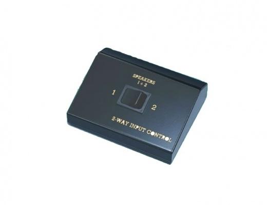 TCC TC-2 Selettore per 2 Diffusori Stereo [b-Stock]