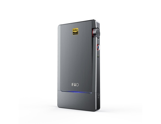 FiiO Q5 DAC Amplificatore con Dual DAC, DSD, USB e Ingresso digitale ottico/coassiale e Line-In