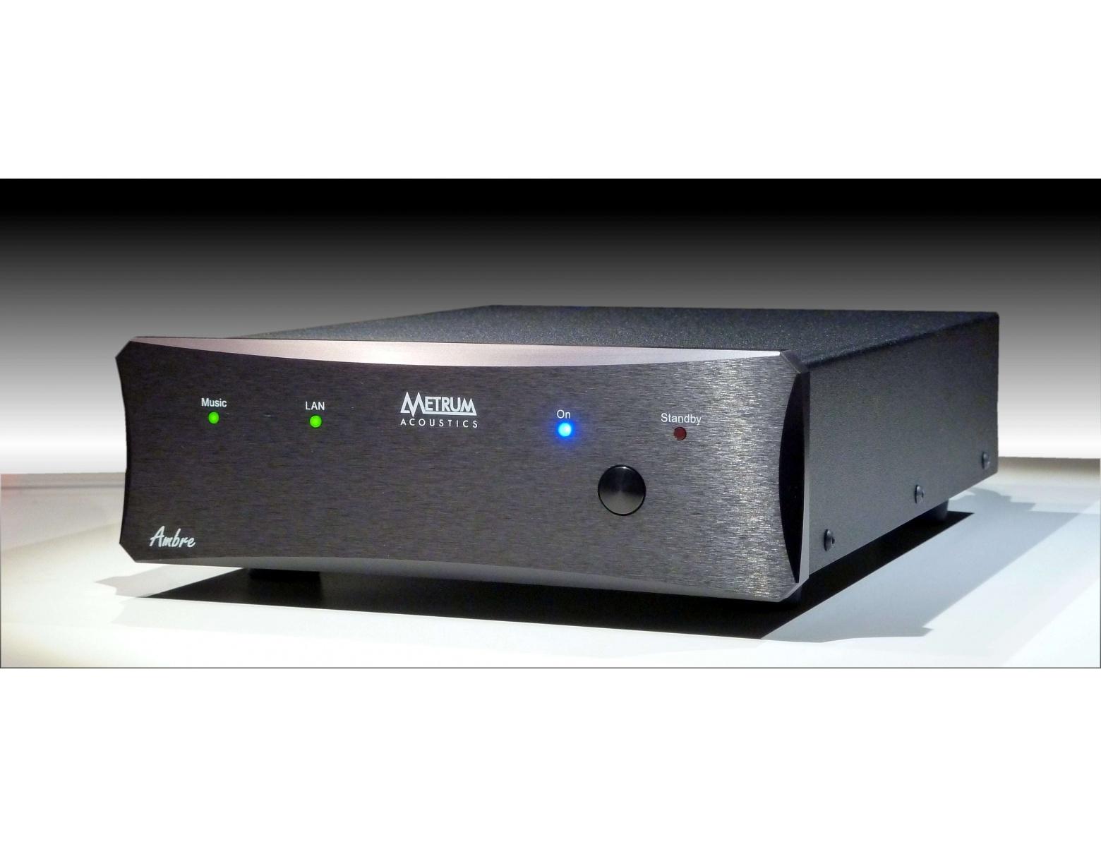 Metrum Acoustics AMBRE Roon Digital Bridge