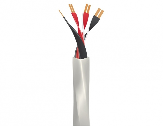 WireWorld Luna 8 Speaker Cable (cut-sales) - PlayStereo