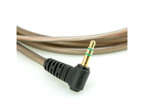 Crystalline Copper-Silver TRS Cable-3.5mm plug for HE1000 V2