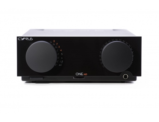 Cyrus Audio One HD Amplificatore Integrato