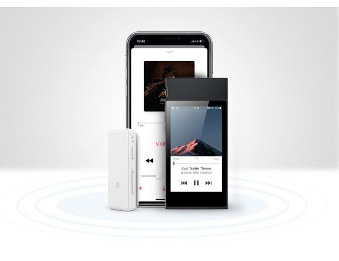 FiiO UBTR Amplificatore per cuffie Bluetooth 4.2