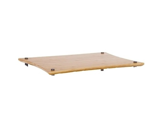 Quadraspire Q4EVO Bamboo Shelf