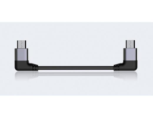 FiiO ML06 Cavo adattatore Micro USB / Micro USB OTG per Audio Digitale
