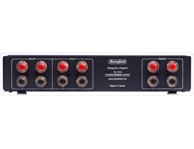 Beresford TC-7210 Selector for Amplifiers / Speakers