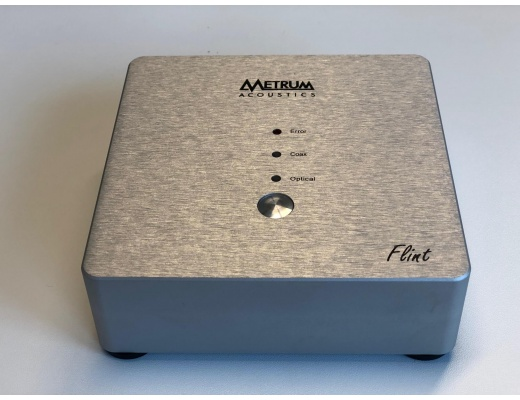 "Metrum Acoustics FLINT ""Il Piccolo DAC Definitivo"""