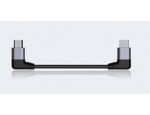 FiiO CL06 Cavo adattatore USB-C / Micro USB OTG per Audio Digitale [b-Stock]