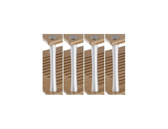 Quadraspire 32mm Second Shelf Columns (Set of 4)