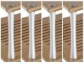 Quadraspire 32mm Second Shelf Columns (Set of 6)