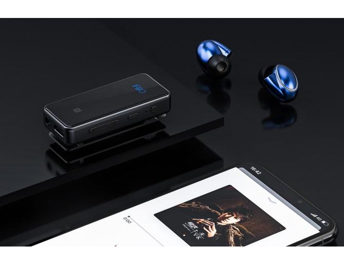 FiiO BTR3 Ricevitore Bluetooth con Amplificatore Cuffie e Microfono