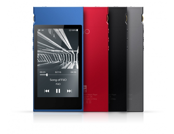 FiiO M7 High-Resolution Lossless Digital Audio Player Bluetooth