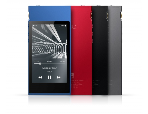 FiiO M7 Lettore Audio Digitale Bluetooth Lossless ad Alta Risoluzione