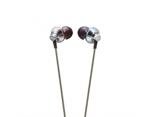FiiO EX1 Aerospace Nanotech In-Ear Monitors black finish [b-Stock]