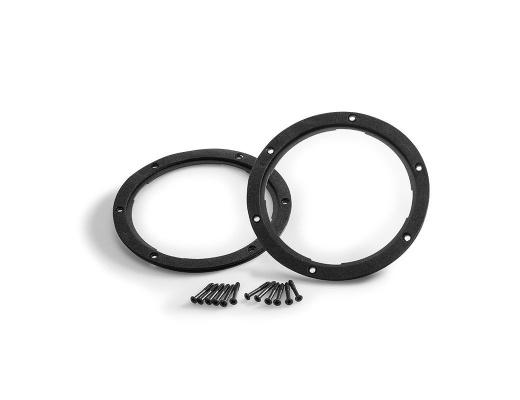 HiFiMAN Aluminium Trim Rings Coppia di anelli di ricambio in alluminio