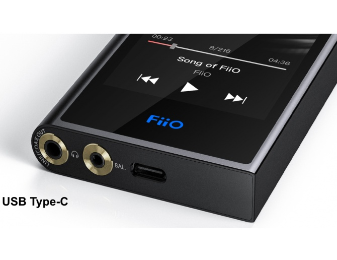 FiiO M9 Ultraportable High Resolution Digital Audio Player