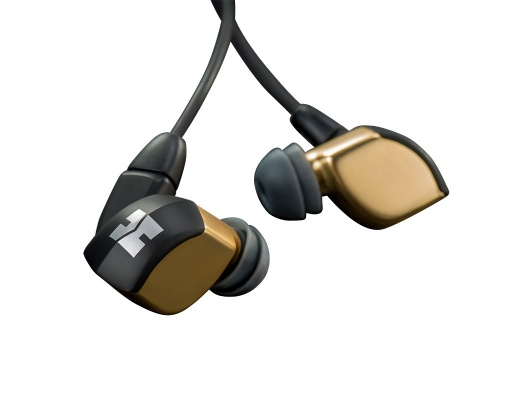 HiFiMAN RE2000 Gold Aurcolari In-Ear (Universal Fit)