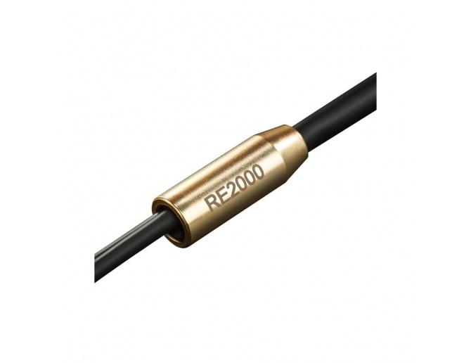 HiFiMAN HiFiMAN re-2000 Gold In-Ear Monitors (Universal Fit) (Universal Fit)