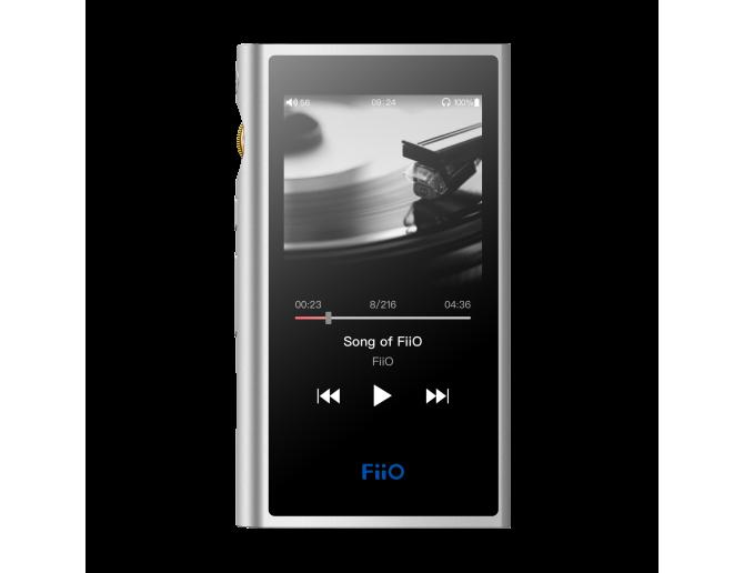 FiiO M9 Lettore Portatile ad Alta Risoluzione Smart