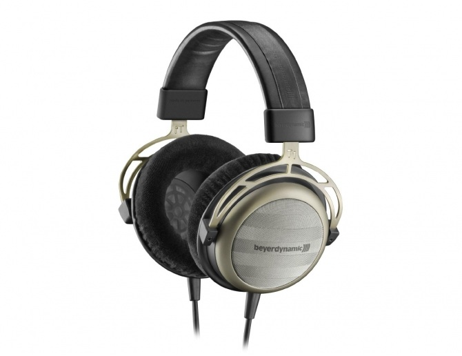 Cuffie Beyerdynamic Tesla T1 1st Gen Audiophile Stereo Headphone [ex-demo]
