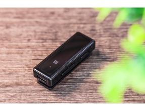FiiO uBTR Ricevitore Bluetooth con Amplificatore Cuffie e Microfono
