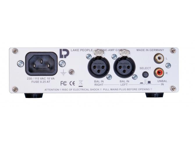 Lake People G100-W Headphone Amplifier