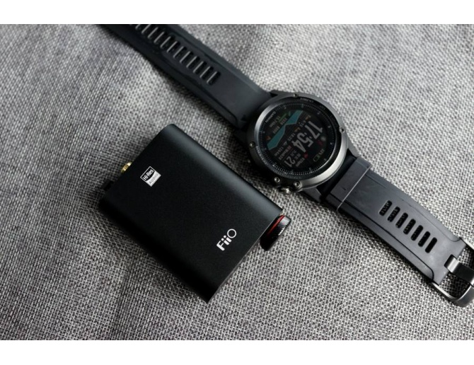 FiiO K3 Dock USB con Amplificatore per cuffie