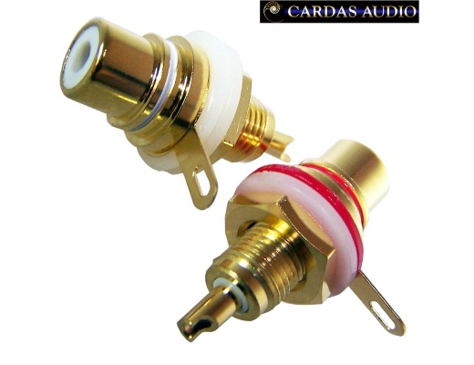Cardas Audio CTFA Female RCA Termination (Set of 2)